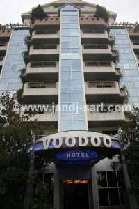 Отель Voodoo