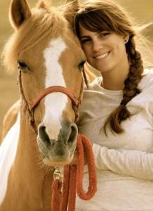horse and amelia