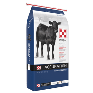 Purina Accuration Cattle Starter