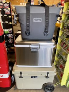Pick up the Yeti coolers and drinkware at J&N Feed and Seed. We're your headquarters for YETI Coolers, drinkware, and accessories in Graham, Texas.