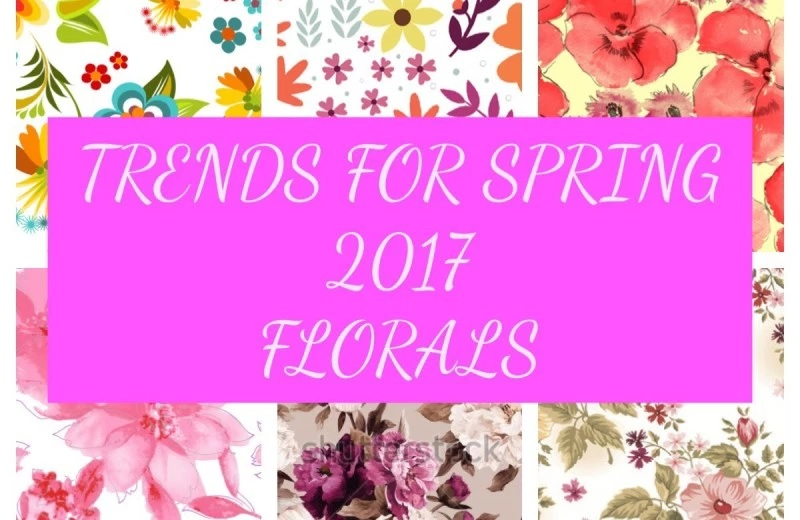 floral trends