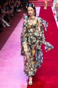 Dolce & Gabbana soar