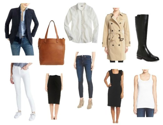 10 Wardrobe Pieces that Never Go out of Style
