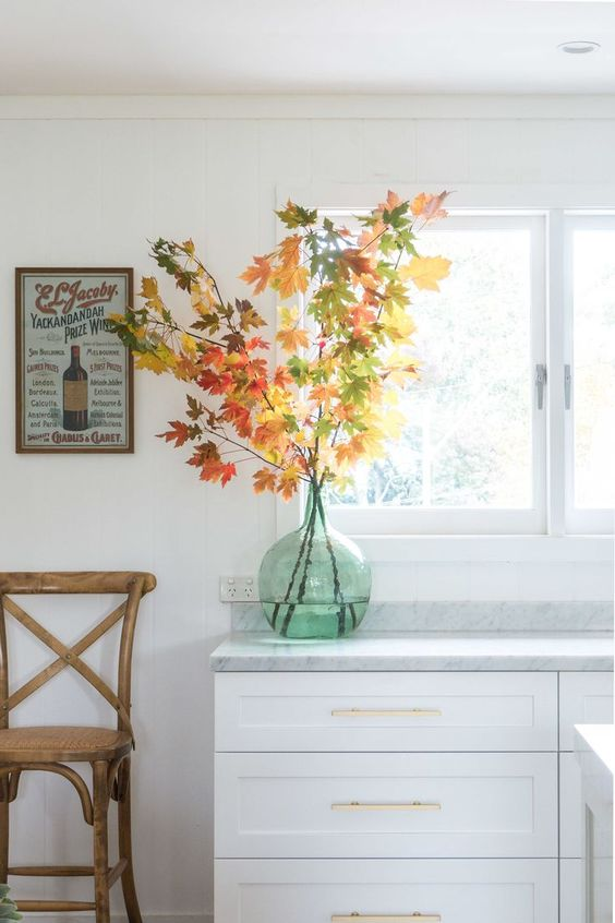 17 Easy Fall Home Décor Ideas