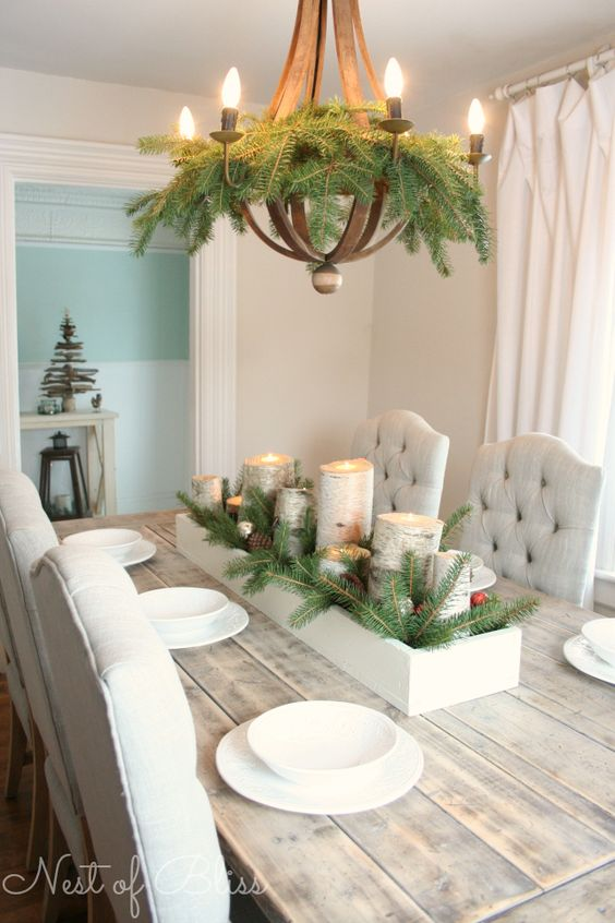 Christmas Table Setting Ideas Pinterest.25 Beautiful And Inspiring Holiday Table Setting Ideas