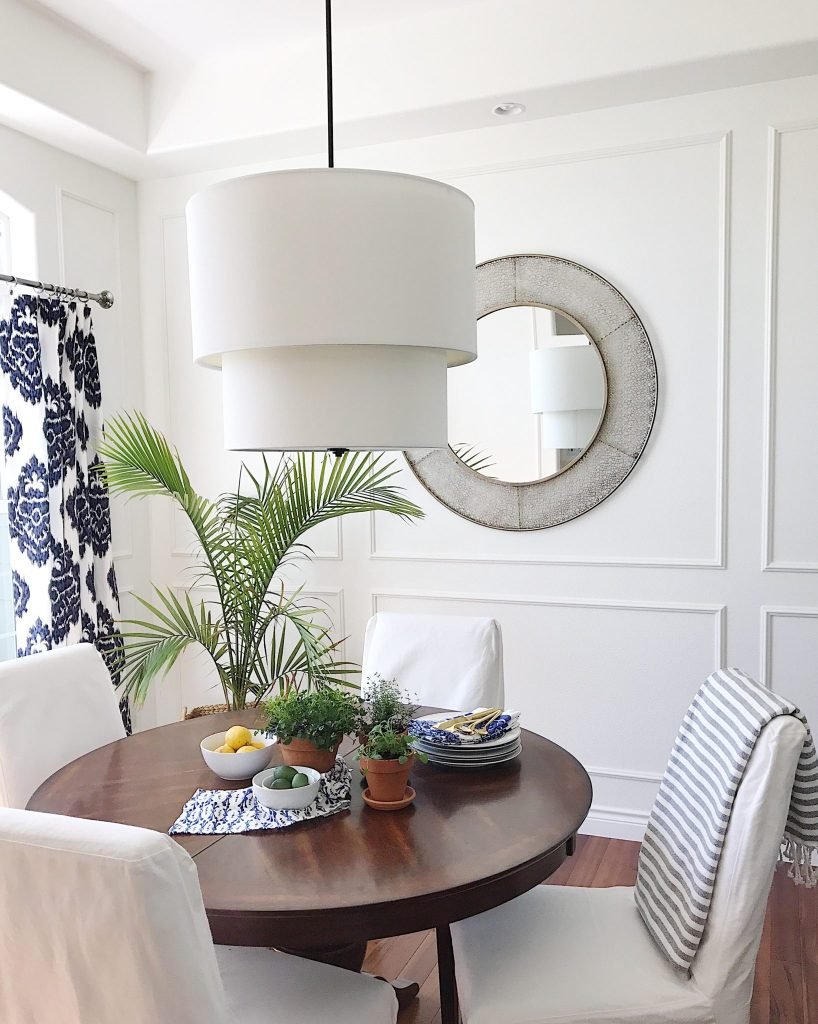Transform Your Home with Picture Frame Molding (aka Panel Molding)