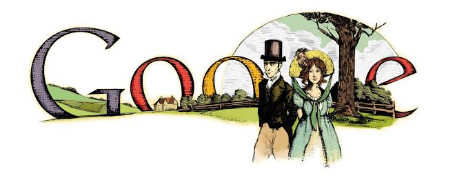 Doodle Jane Austen