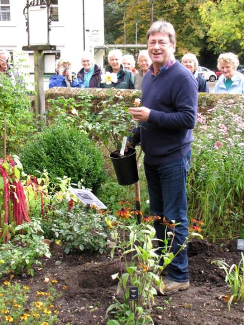 Rosa Pride and Prejudice Orgulho e preconceito nos jardins do Museu Jane Austen