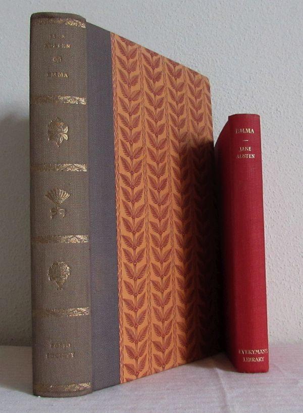 Emma, Folio Society e Everyman Library
