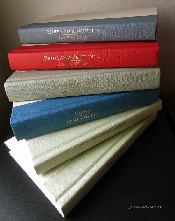 Coleção Jane Austen Signature Editions