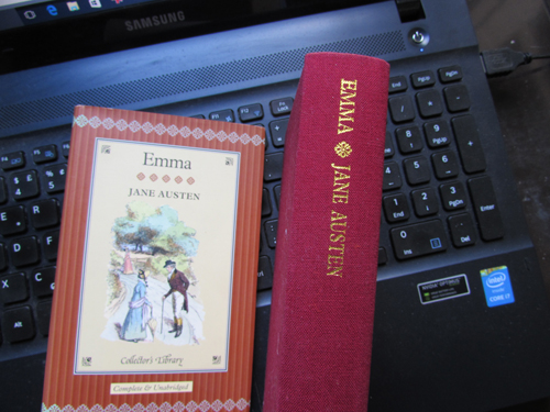 Emma, Collector's Library