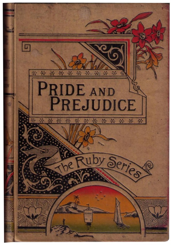 Pride and Prejudice, The ruby Series