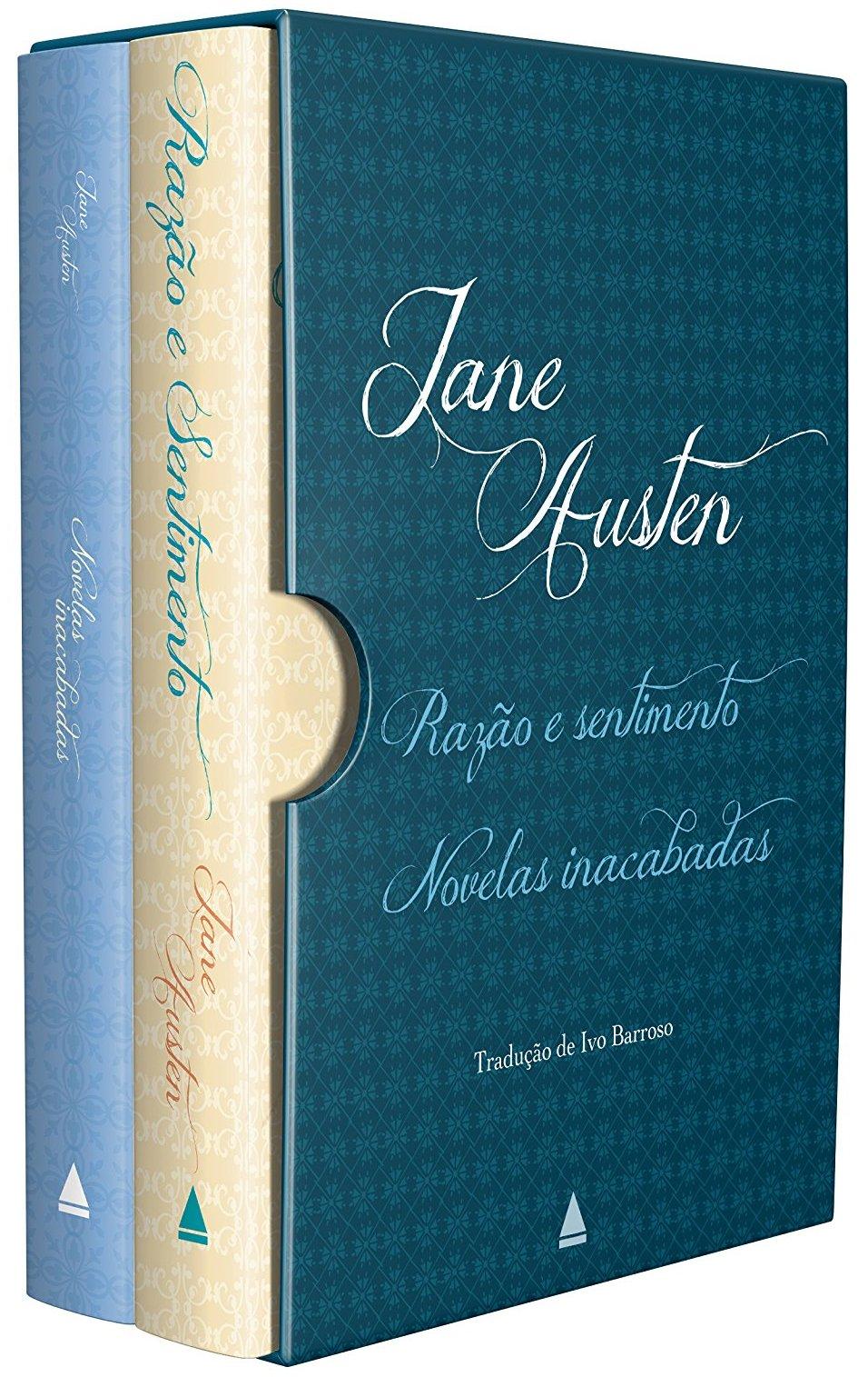 Caixa Jane Austen - Nova Fronteira