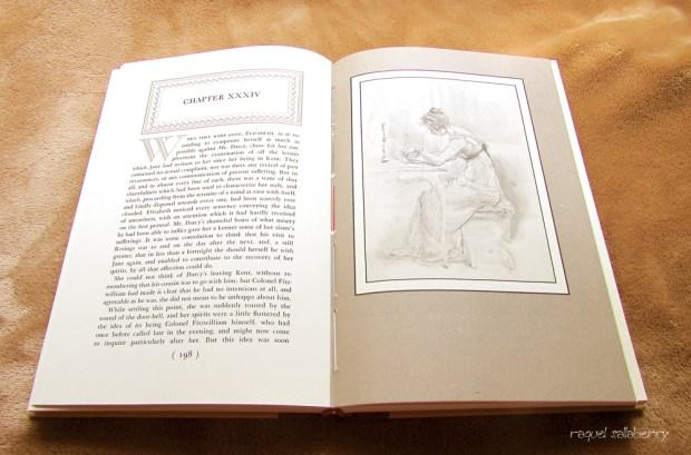 Elizabeth Bennet por Isabel Bishop