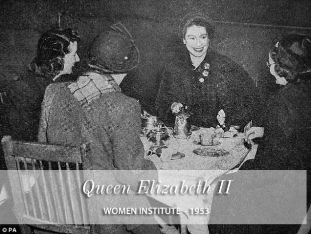Elizabeth II Women's Institute - 1953