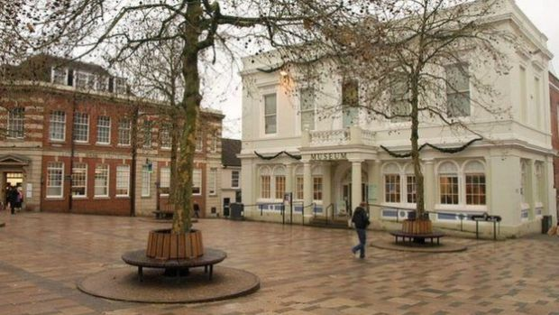 Market Place em Basingstoke