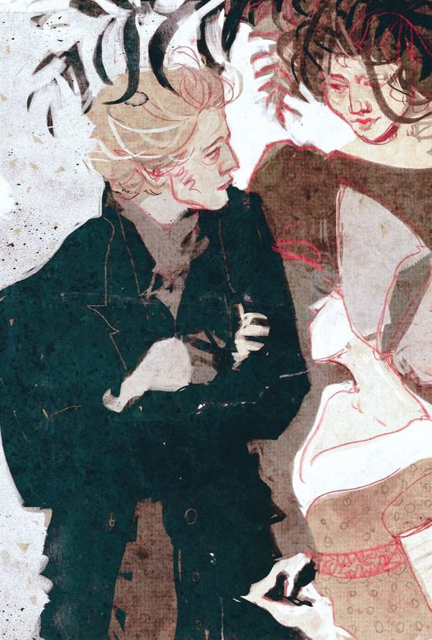 Mansfield Park ilustração de Darya Shnykina