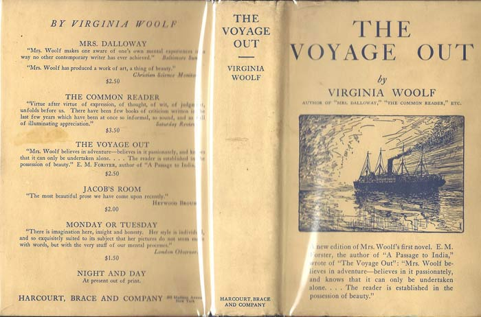 The Voyage Out Virginia Woolf