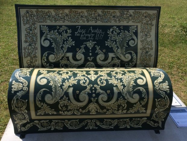 Pride and Possibilities 18 | Bookbench Regency Life por Nick Murley