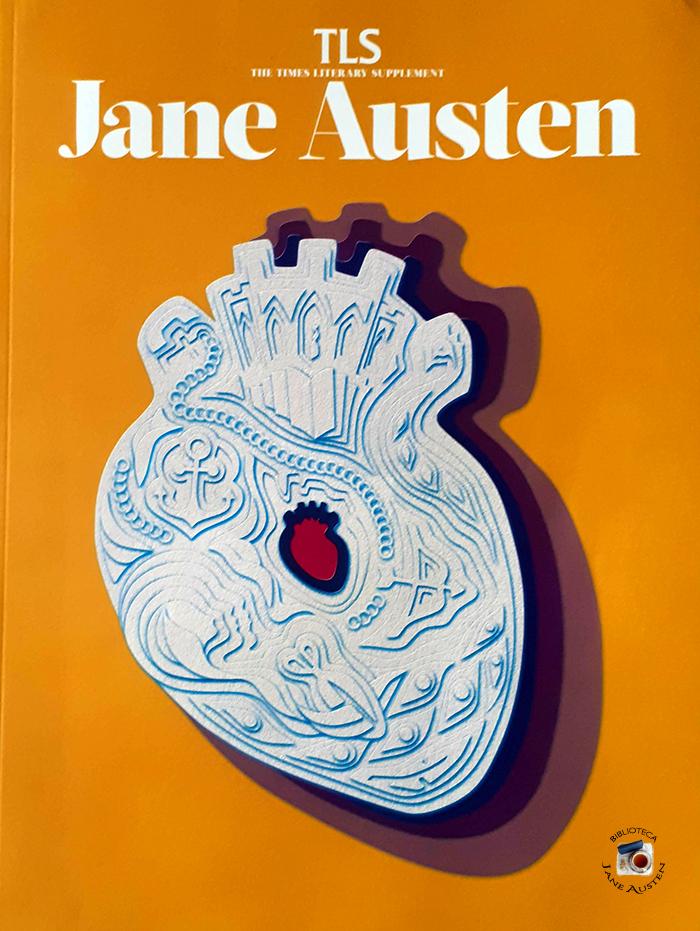 TLS Edição Limitada Jane Austen