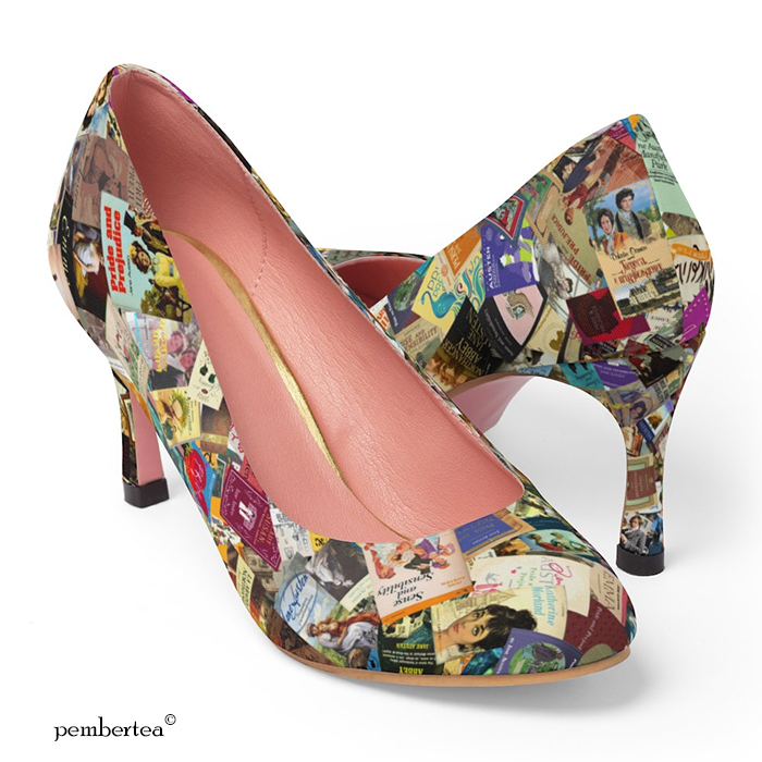 Jane Austen aos seus pés