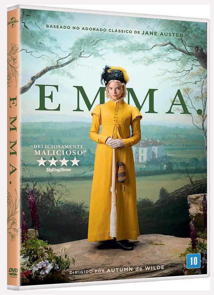 DVD Emma 2020