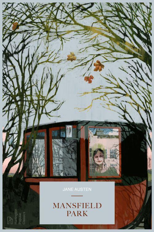 Mansfield Park, uma capa de Marc Aspinall