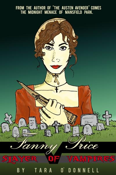 Fanny Price, Slayer of Vampires