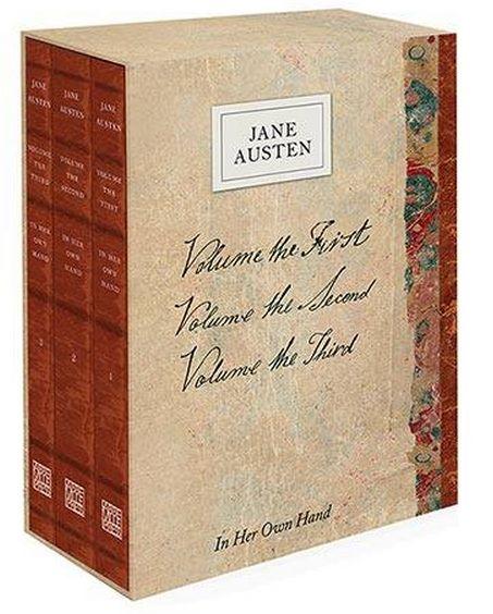 Box Jane Austen: In Her Own Hand