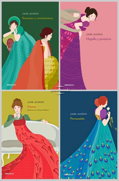 Jane Austen Debolsillo