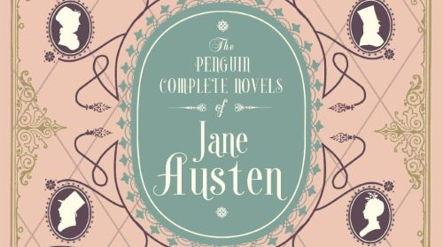 Jane Austen Complete Novels, Penguin