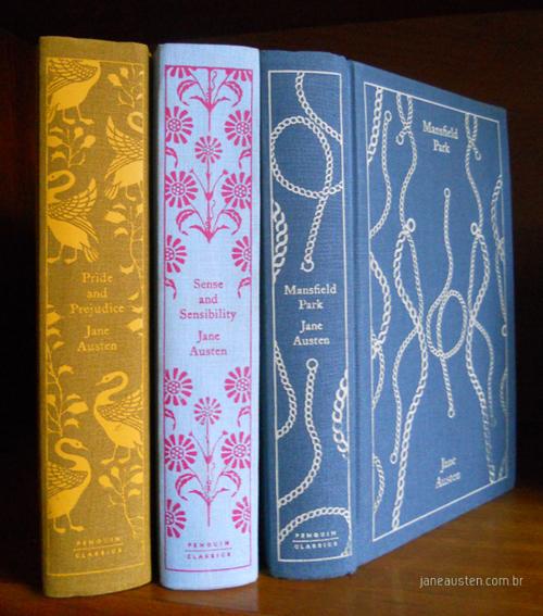 Coleção Penguin Classics Clotbound