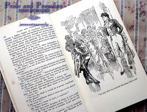 Pride and Prejudice Heron Books