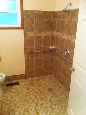 Bathroom Remodeling  Janecek Construction  Chardon Ohio