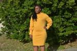 Ponte Knit Skirt Set