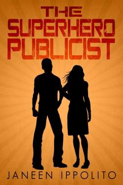 The Superhero Publicist cover