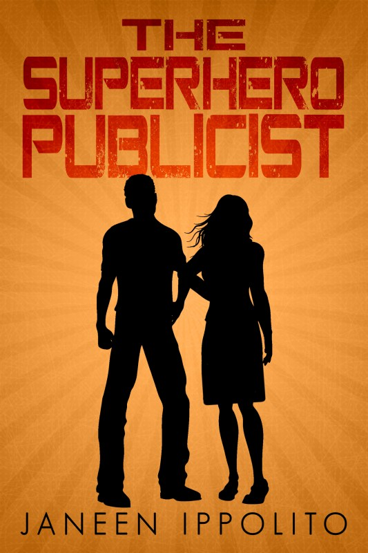 The Superhero Publicist: A Short Story