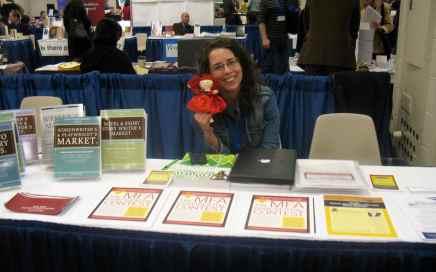 Jane at AWP 2009