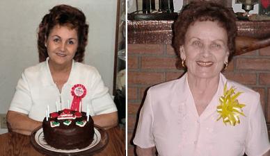 Deborah Owen & mother Ruth Crayton