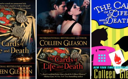 Colleen Gleason covers