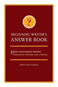 Beginning Writer's Answer Book