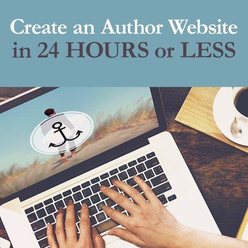 author website webinar