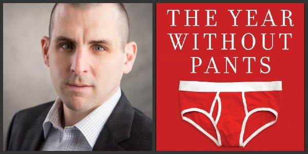 Scott Berkun, The Year Without Pants