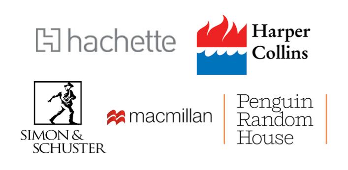 Big Five publishers