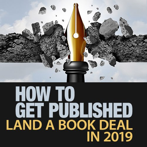 land a book deal in 2019