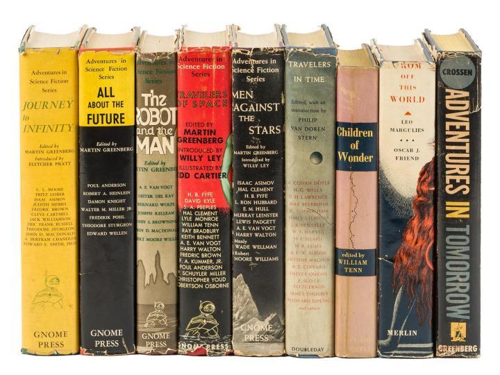 fiction anthologies