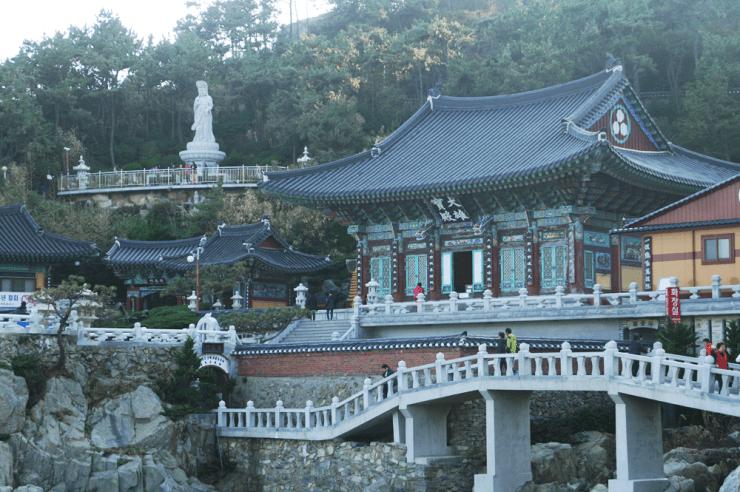 haedong yonggungsa temple busan korea 해동 용궁사