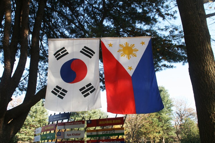 korea-philippine friendship