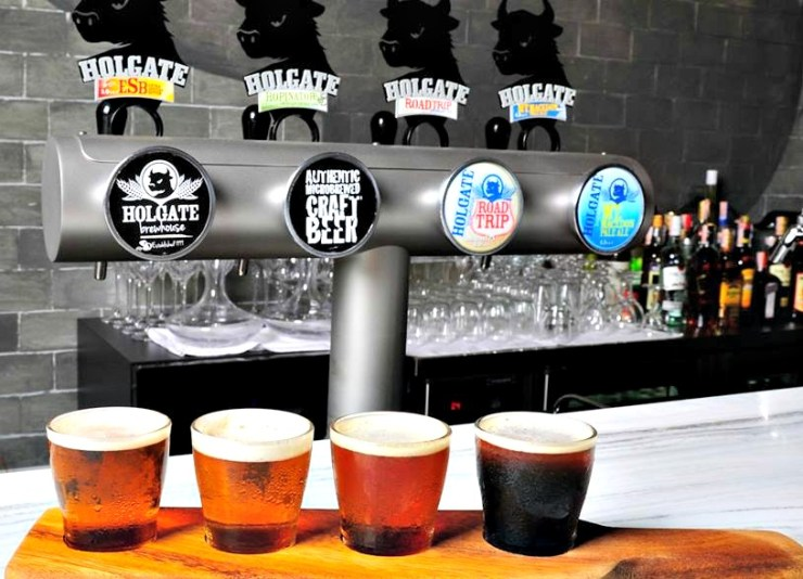 Do try their tap beers when you go for a visit.