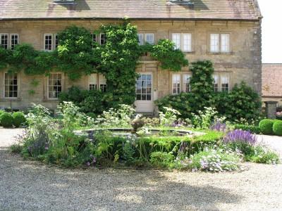 Wappenham House front